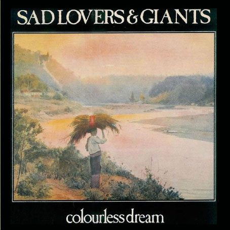 Sad lovers & Giants: Colourless Dream, Things We Never Did 7